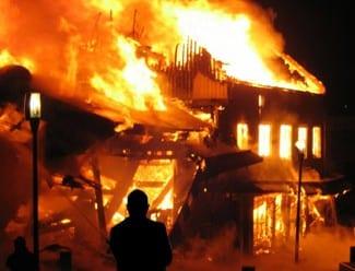 Home Insurance Arson